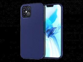Carbon TPU Cover til iPhone 12 / 12 Pro