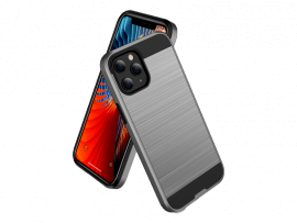 Brushed TPU Cover til iPhone 12 Pro Max
