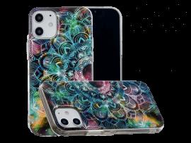 Mandala TPU Cover til iPhone 12 / 12 Pro