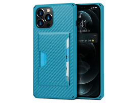 Twill Kortholder Cover til iPhone 12 / 12 Pro
