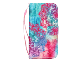 Mandala Flip Cover til iPhone 7 / 8 / SE (2020)