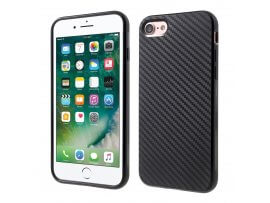 Carbon fiber cover til iPhone 7 / 8 / SE (2020)