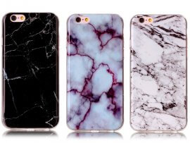 Charis marmor cover til iPhone 6 og 6s