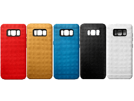 Priel TPU cover til Samsung Galaxy S8