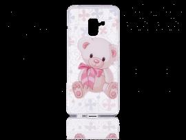 Peluca TPU Cover til Samsung Galaxy A8 (2018)
