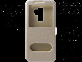 Durango Flip Cover til Samsung Galaxy S9 Plus-Guld