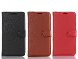 Sebiris Læder Flip Cover Til Samsung Galaxy S7