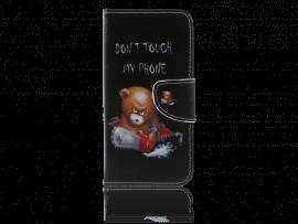 Angry Bear Flip Cover til Samsung Galaxy J6