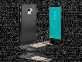 Sarandi Flip Cover til Samsung Galaxy J6