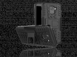 Armor Cover m. Kickstand til Samsung Galaxy J6