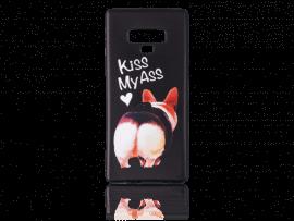 Kiss My Ass TPU Cover til Samsung Galaxy Note 9