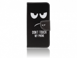 Grumpy Flip Cover til Samsung Galaxy A7 (2018)