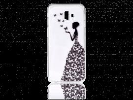 Poemas TPU Cover til Samsung Galaxy J6+