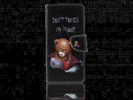 Angry Bear Flip Cover til Samsung Galaxy A9 (2018)