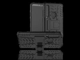 Armor Cover m. Kickstand til Samsung Galaxy A9 (2018)