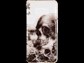 Skull TPU Cover til Samsung Galaxy S10e