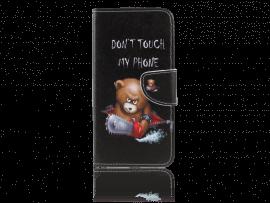 Angry Bear Flip Cover til Samsung Galaxy A30s & A50
