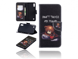 Angry Bear Flip Cover til Samsung Galaxy A10
