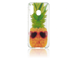 Ananas TPU Cover til Samsung Galaxy A40