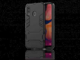 Armor TPU Cover m/ Kickstand til Samsung Galaxy A20e
