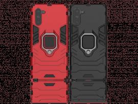Armor TPU Cover m/ Kickstand til Samsung Galaxy Note 10