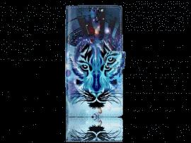 Blue Tiger Flip Cover til Samsung Galaxy Note 10