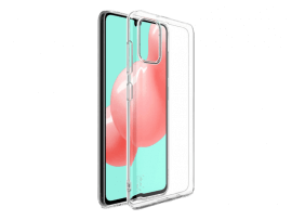 Transparent TPU Cover til Samsung Galaxy A41