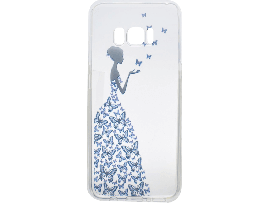 Matea TPU cover til Samsung Galaxy S8