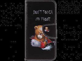Angry Bear Flip Cover til Huawei P Smart