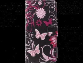 Fina flipcover i PU læder til Huawei P20 Pro