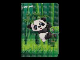 Panda Flip Cover til Huawei MediaPad T3 10