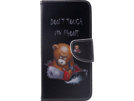 Angry Bear Flip Cover til Huawei Mate 20 Pro