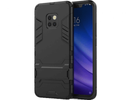 Armor TPU Cover m/ Kickstand til Huawei Mate 20 Pro