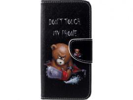 Angry Bear Flip Cover til Huawei P30
