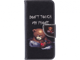 Angry Bear Flip Cover til Huawei P Smart (2019)