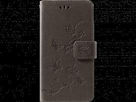Lino Flip Cover til Huawei P30-Grå