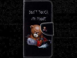 Angry Bear Flip Cover til Huawei P30 Pro