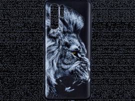 Lion TPU Cover til Huawei P30 Pro