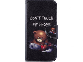 Angry Bear Flip Cover til Huawei P30 Lite