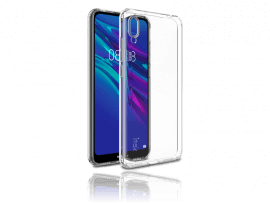 Transparent TPU Cover til Huawei Y6 (2019) / Y6s (2019)