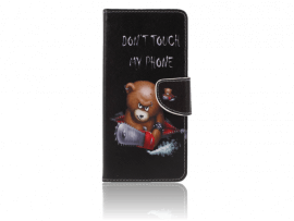 Angry Bear Flip Cover til Huawei P Smart Z