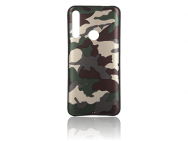 Camouflage TPU Cover til Huawei P Smart Z