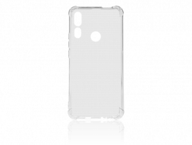 Transparent TPU Cover til Huawei P Smart Z