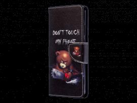 Angry Bear Flip Cover til Huawei P40 Pro