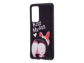 Kiss My Ass TPU Cover til Huawei P40