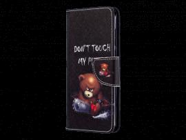 Angry Bear Flip Cover til Huawei P40