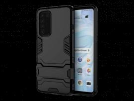 Armor Cover m. Kickstand til Huawei P40