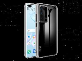 Transparent TPU Cover til Huawei P40 Pro