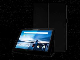 Paxton Flip Cover i PU Læder til Lenovo Tab M10 HD 10.1