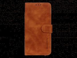 Vintage Flip Cover til Motorola One Action